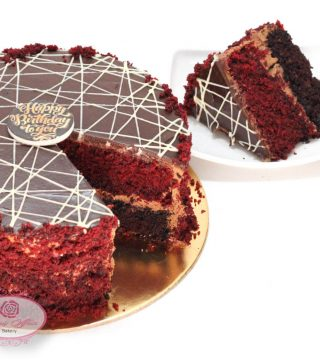 Red Velvet and Chocolate