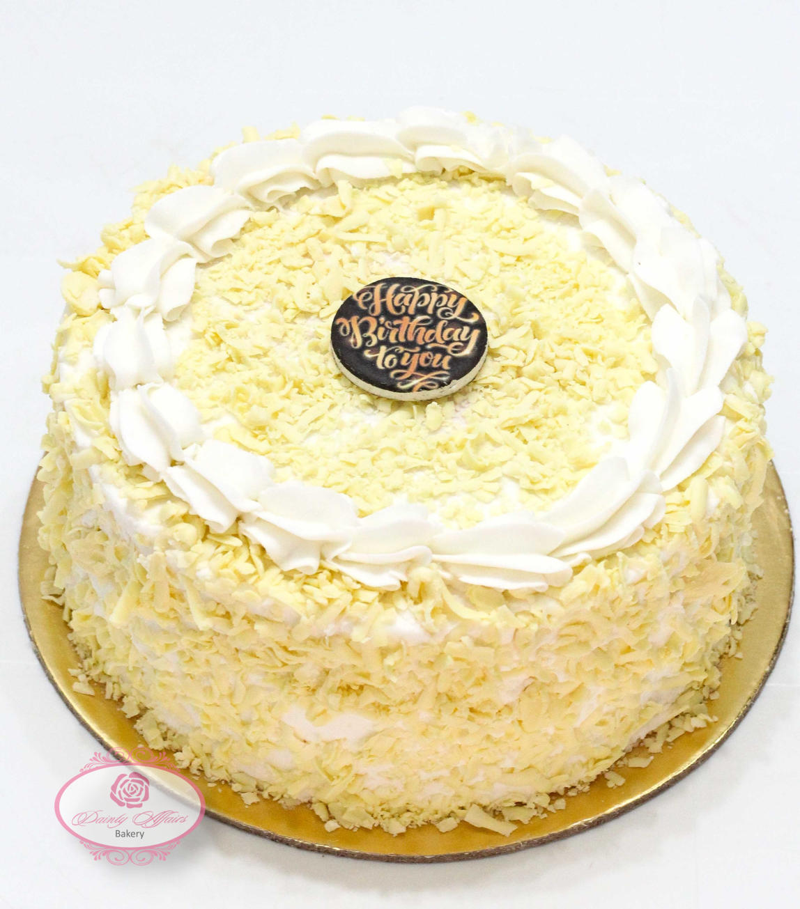 Cake Red Velvet White Chocolate : Red Velvet White Chocolate cake   Dainty Affairs Bakery ...