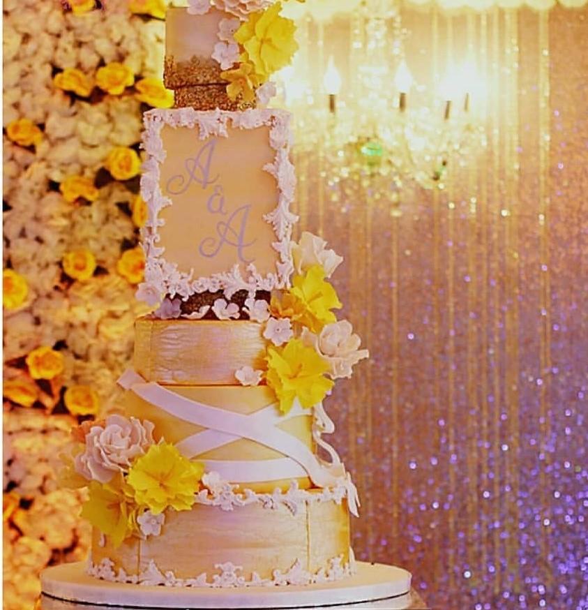 Wedding Cake Class: Modern Wedding Cakes & Cake Business Structure Class. 5