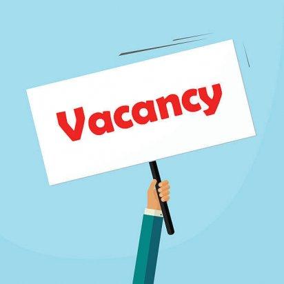 Vacancy – Admin