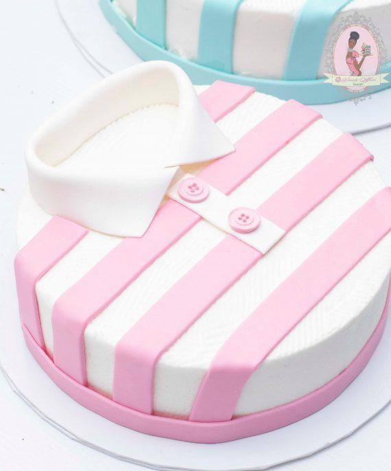 Polo Buttercream Cake