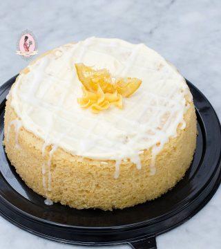 Carrot Cream Cake