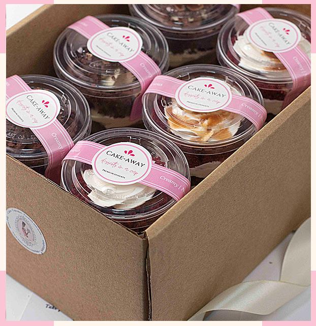 Desserts Gift Box set