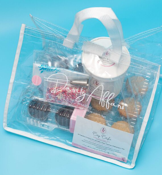 Cupcake decorating gift set