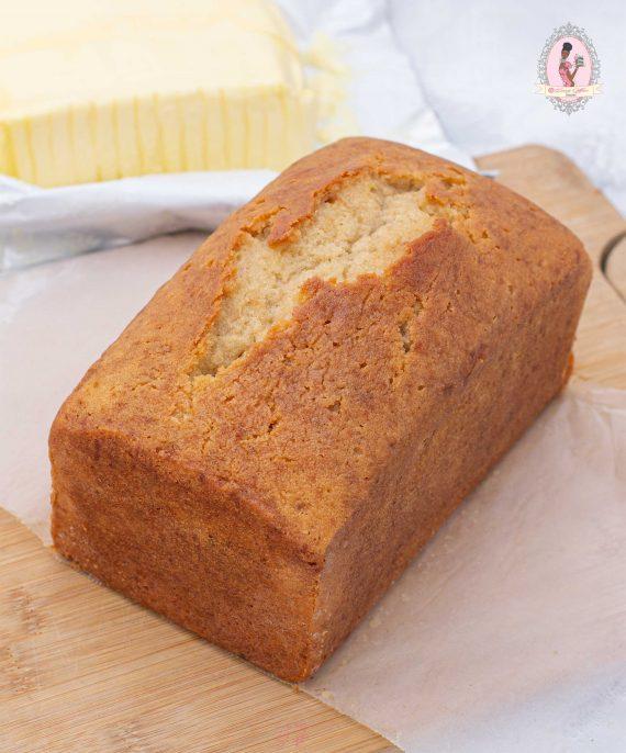 Vanilla Cake Loaf