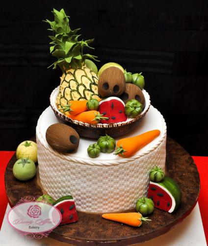 Fruit basket :₦55,000