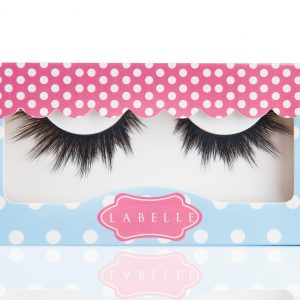 SYNTHETIC LASHES - AMBER